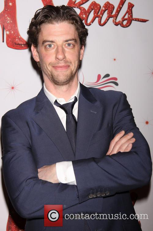 christian borle the broadway premiere of kinky 3587986