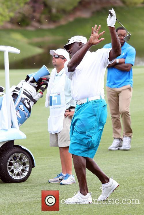 Michael Jordan Celebrity golf Invitational tournament