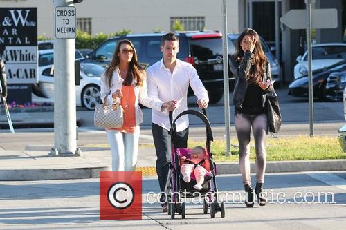 Michelle Heaton, Hugh Hanley, Faith Michelle Hanley and Leilani Dowding 5