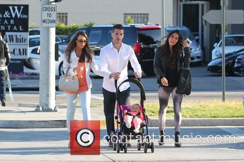 Michelle Heaton, Hugh Hanley, Faith Michelle Hanley and Leilani Dowding 6