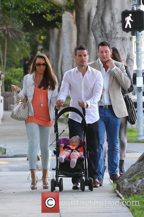 Michelle Heaton, Hugh Hanley, Faith Michelle Hanley and Leilani Dowding 7