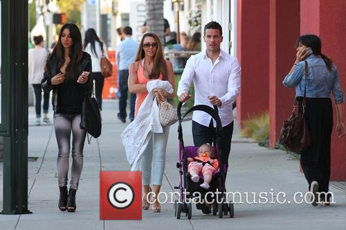 Michelle Heaton, Hugh Hanley, Faith Michelle Hanley and Leilani Dowding 8