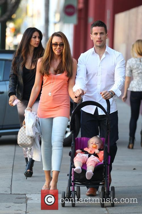 Michelle Heaton, Hugh Hanley, Faith Michelle Hanley and Leilani Dowding 9