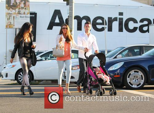 Michelle Heaton, Hugh Hanley, Faith Michelle Hanley and Leilani Dowding 12