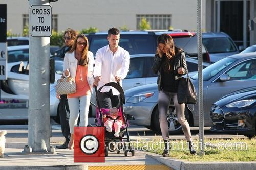 Michelle Heaton, Hugh Hanley, Faith Michelle Hanley and Leilani Dowding 14