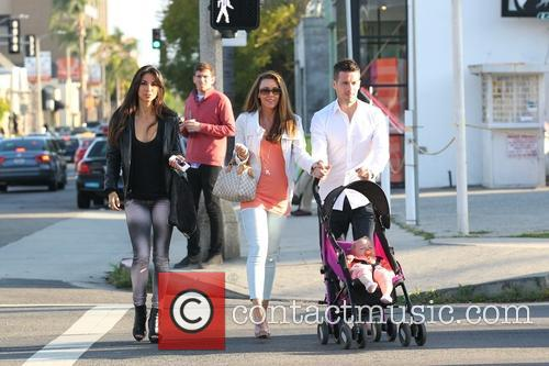 Michelle Heaton, Hugh Hanley, Faith Michelle Hanley and Leilani Dowding 16