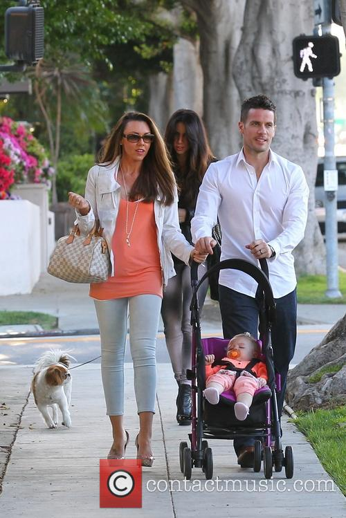 Michelle Heaton, Hugh Hanley, Faith Michelle Hanley and Leilani Dowding 17