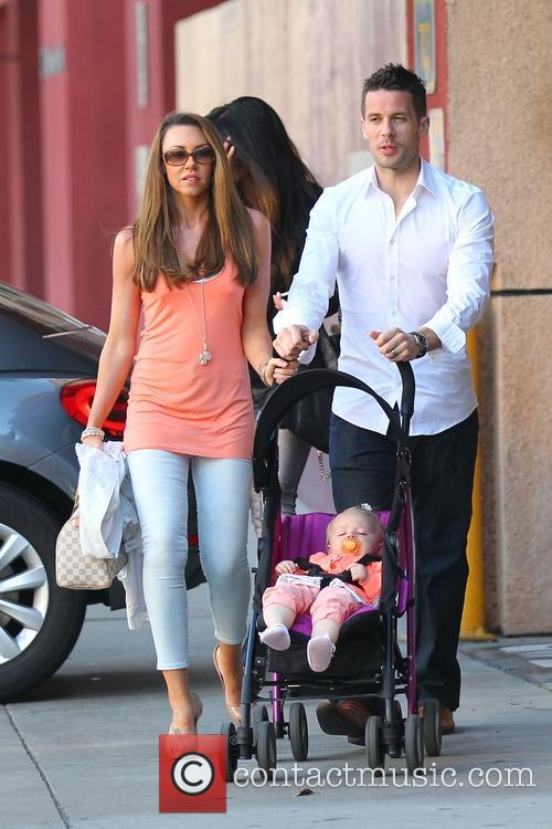 Michelle Heaton, Hugh Hanley, Faith Michelle Hanley and Leilani Dowding 18