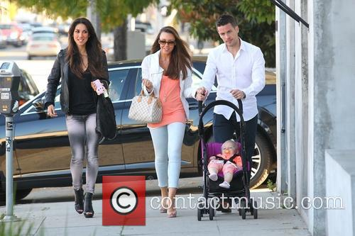 Michelle Heaton, Hugh Hanley, Faith Michelle Hanley and Leilani Dowding 19