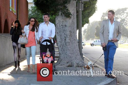 Michelle Heaton, Hugh Hanley, Faith Michelle Hanley and Leilani Dowding 21