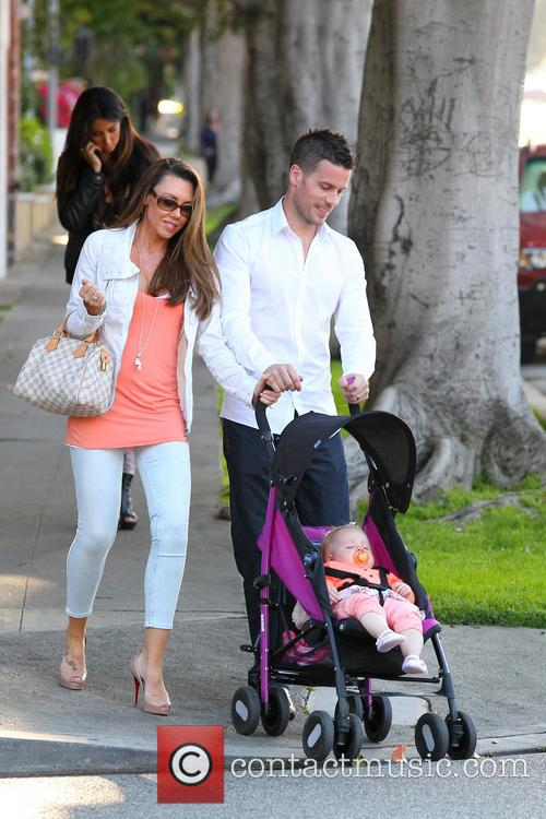 Michelle Heaton, Hugh Hanley, Faith Michelle Hanley and Leilani Dowding 1