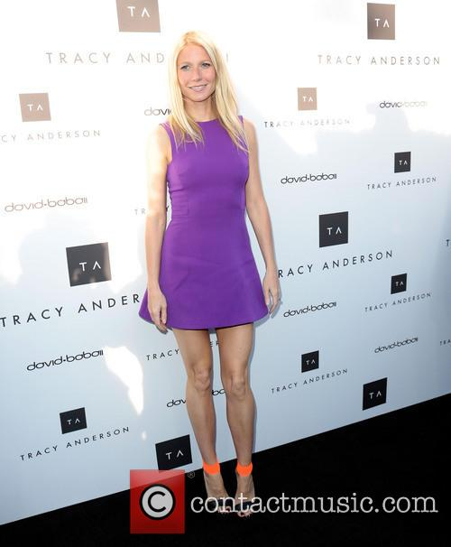 The opening of the Tracy Anderson Flagship Studio
