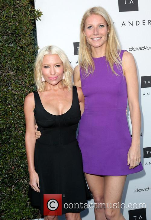 Tracy Anderson and Gwyneth Paltrow 2
