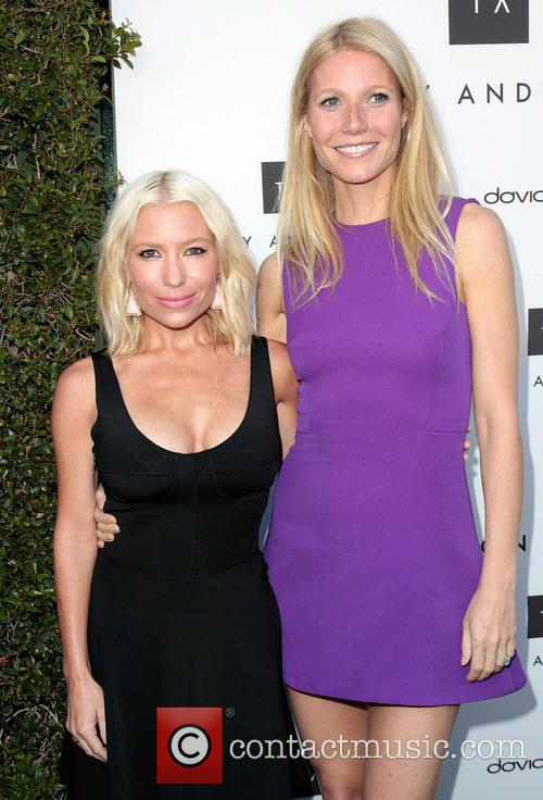 Tracy Anderson and Gwyneth Paltrow 7