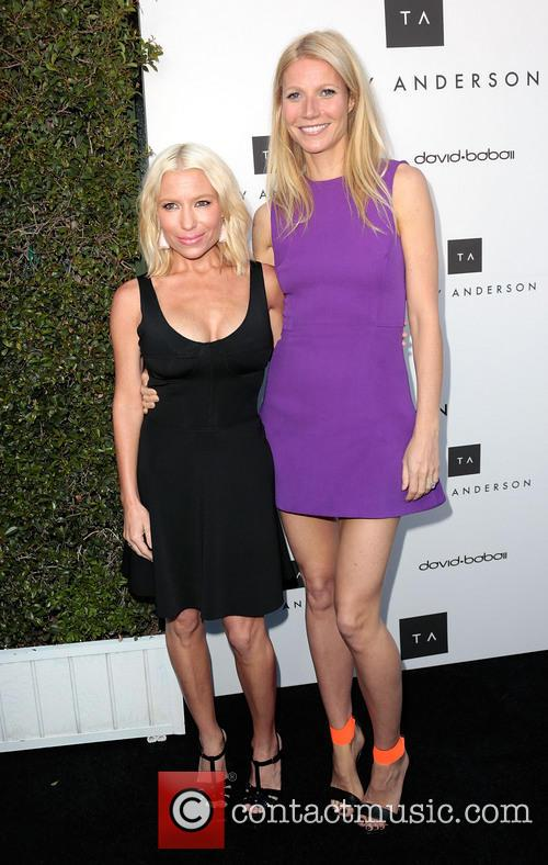 Tracy Anderson and Gwyneth Paltrow 10