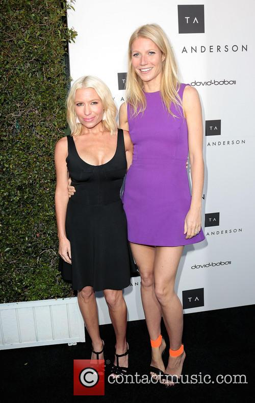Tracy Anderson and Gwyneth Paltrow 11