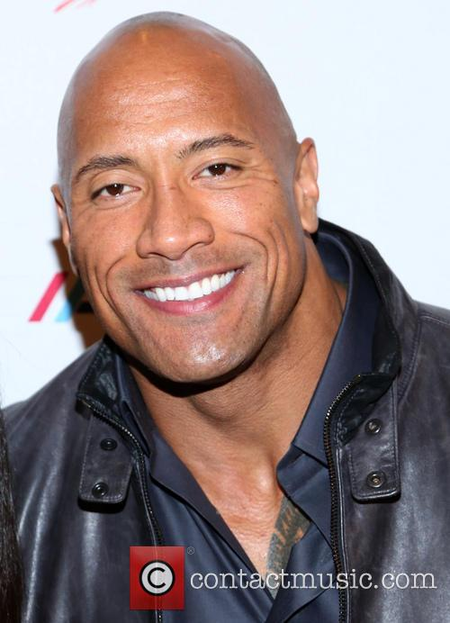 Dwayne Johnson, Superstars for Sandy