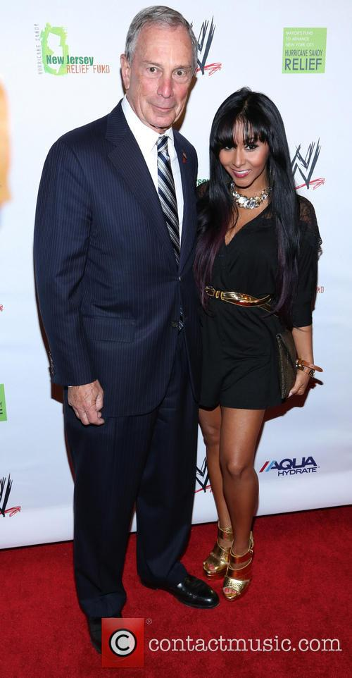 Michael Bloomberg and Nicole Polizzi 1