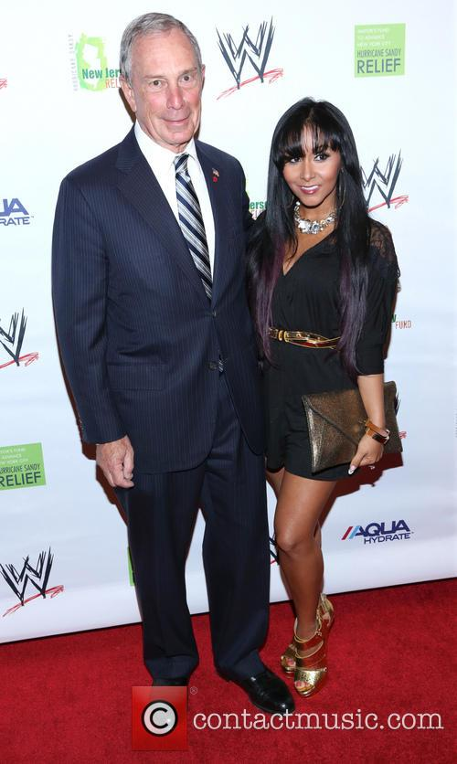 Michael Bloomberg and Nicole Polizzi 4