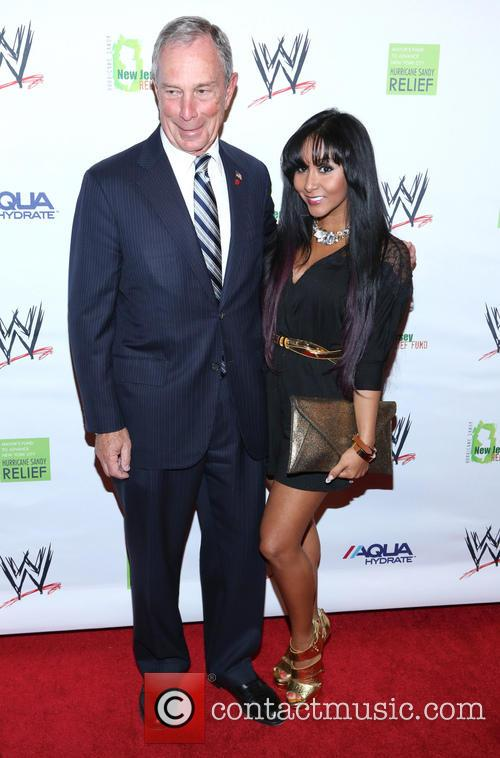 Michael Bloomberg and Nicole Polizzi 5