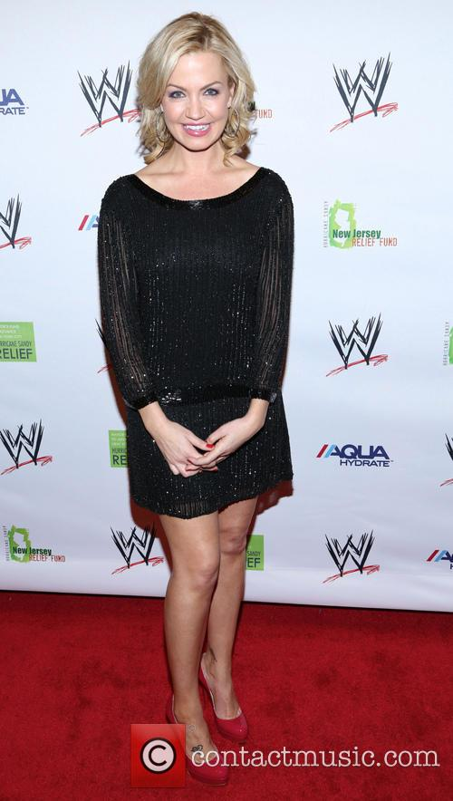 michele beadle wwe superstars for sandy relief 3587911