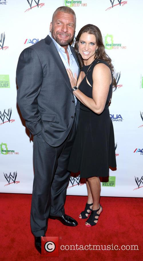 Triple H and Stephanie Mcmahon 2