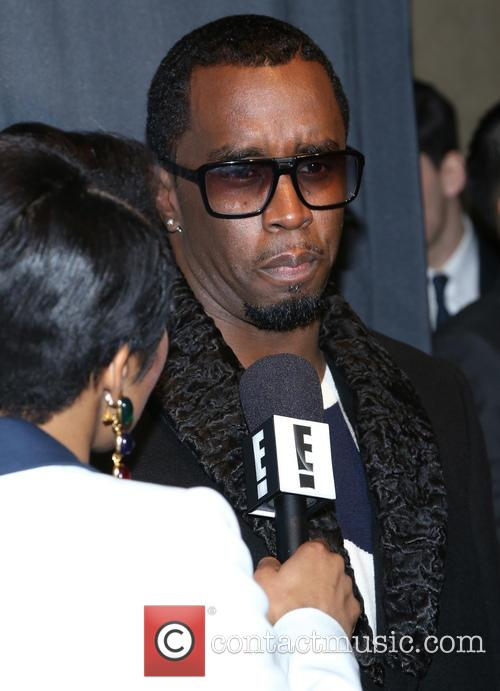 Sean Combs and P Diddy 2