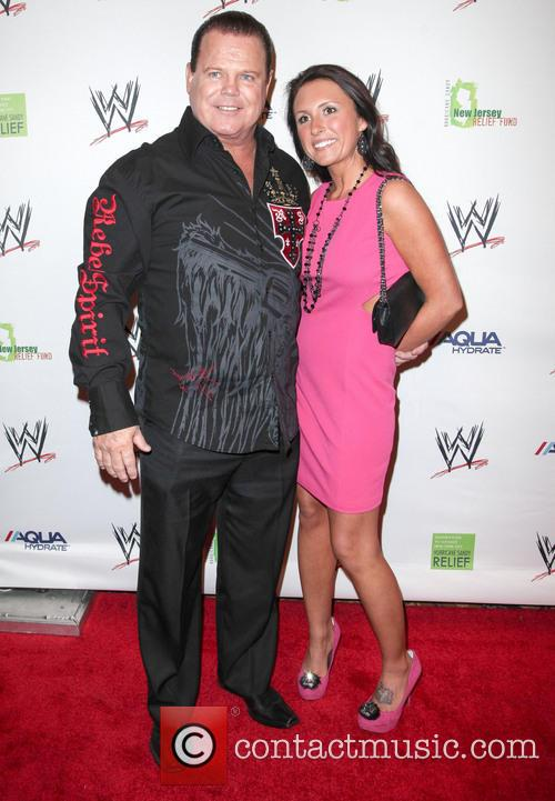 Jerry The King Lawler and Renee 1