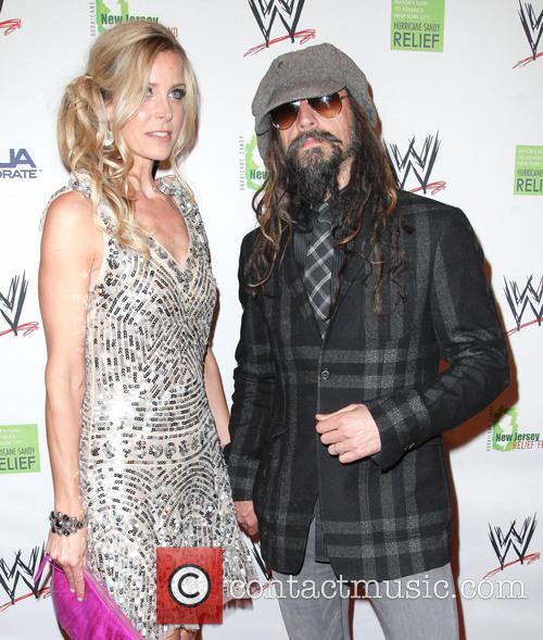 Rob and Sheri Zombie 2
