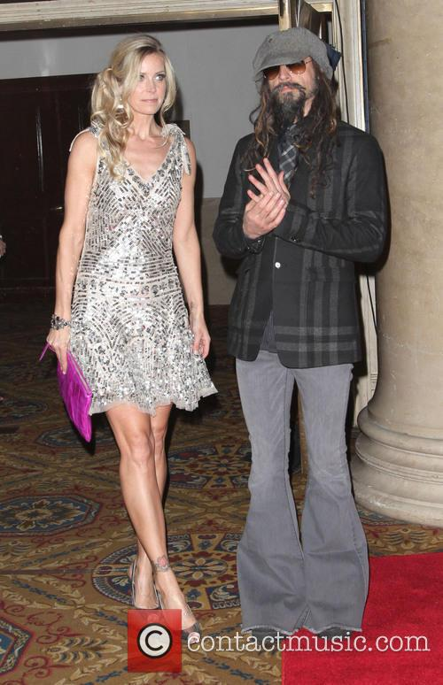 Rob and Sheri Zombie 3