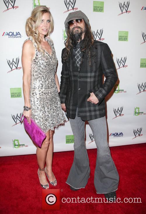 Rob and Sheri Zombie 4
