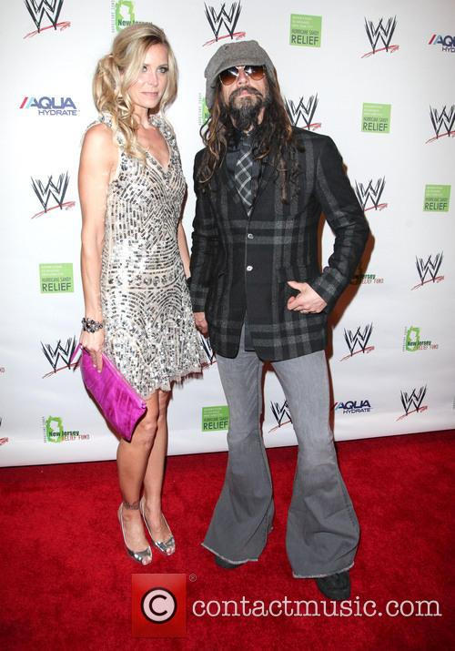 Rob and Sheri Zombie 5