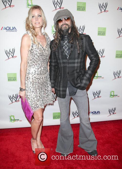 Rob and Sheri Zombie 1