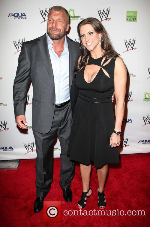 Triple H and Stephanie Mcmahon 3