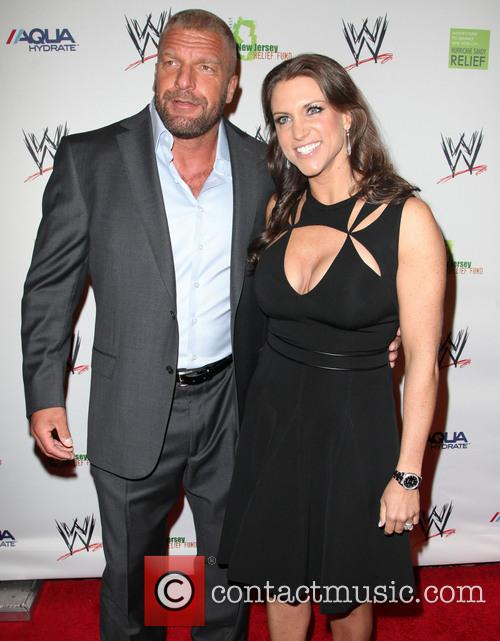Triple H and Stephanie Mcmahon 5