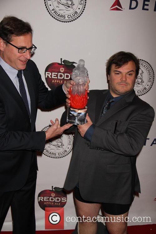 Bob Saget and Jack Black 6