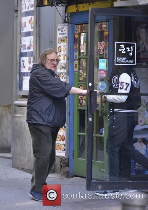 Gerard Depardieu 8