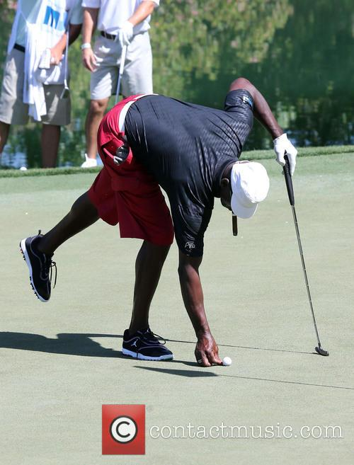 Michael Jordan Celebrity Golf Invitational tournament