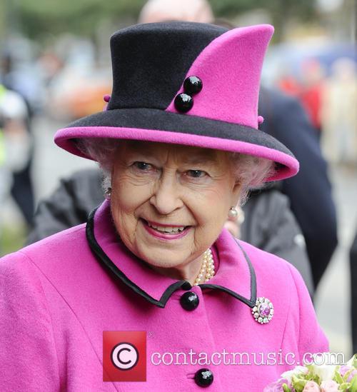 Queen Elizabeth II visits Slough