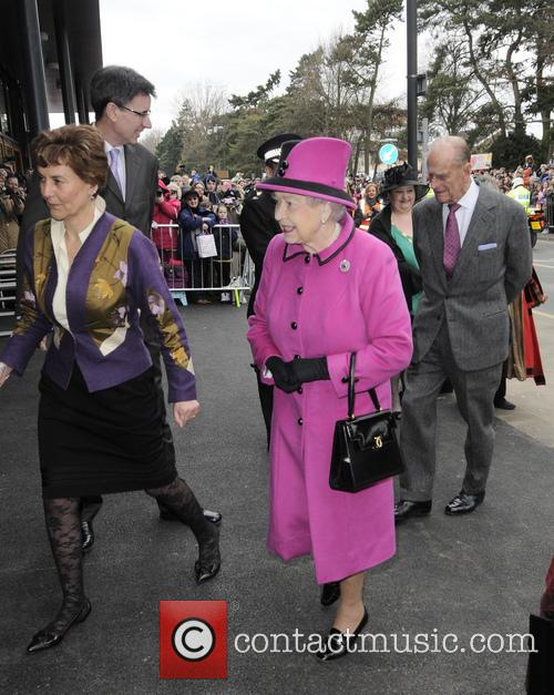 Queen Elizabeth Ii, Prince Philip and Duke Of Edinburgh 6