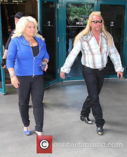 Beth Chapman and Dwayne The Dog Chapman 2