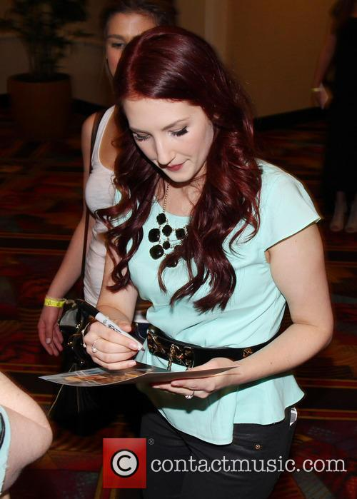 katie armiger celebrities at the mgm grand 3594307