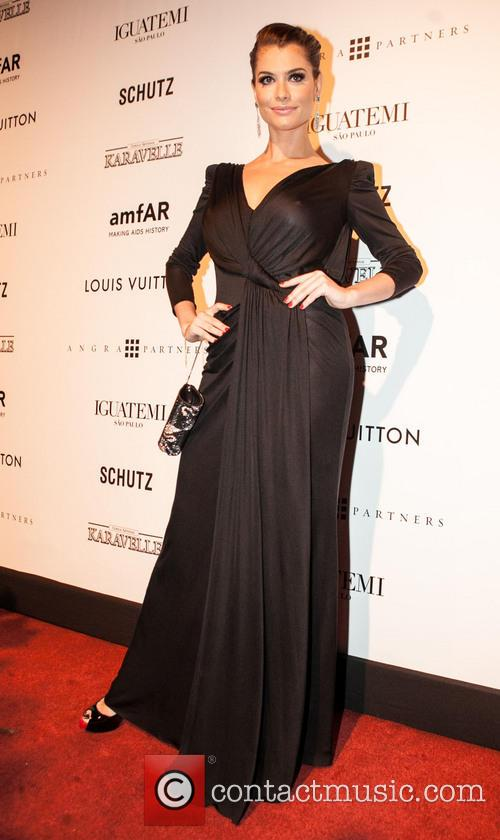aline moraes amfar inspiration gala against aids 3593998