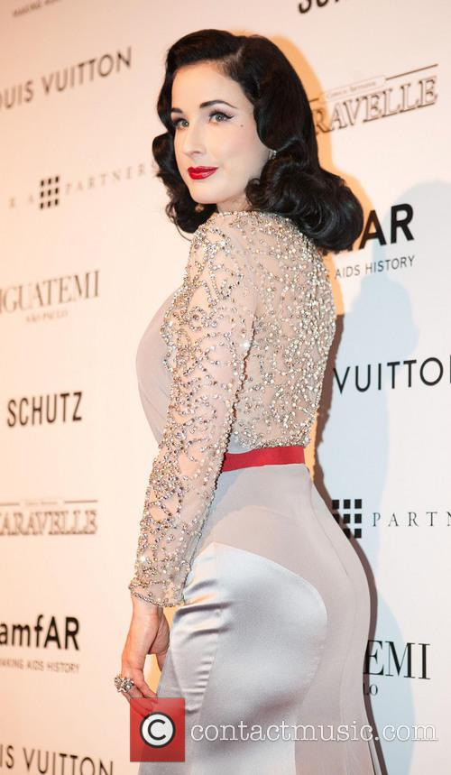 amfAR Inspiration Gala against AIDS