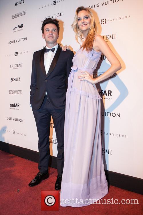 Fabio Bartelt and Carol Trentini 1