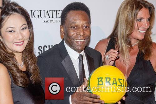 Pele and Guests 11