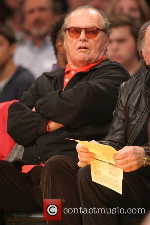 Jack Nicholson, Lakers Game