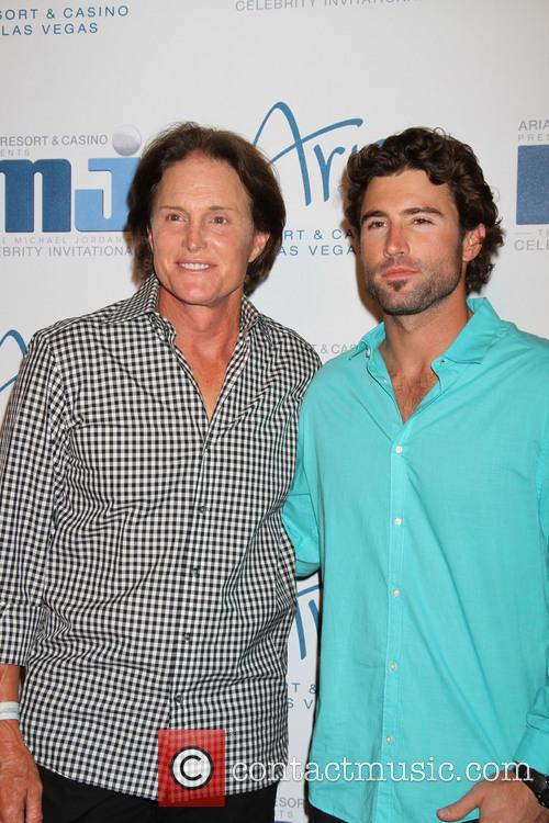 Bruce Jenner and Brody Jenner 2