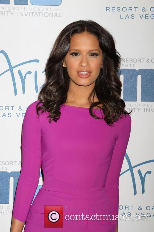 rocsi diaz 12th annual michael jordan celebrity 3598190