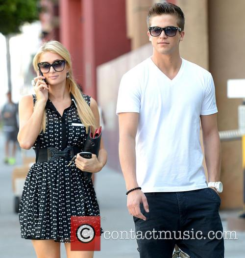 Paris Hilton and River Viiperi 1